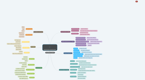 Mind Map: Sexual Orientation & Gender Identity
