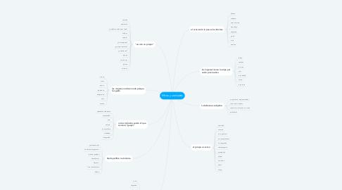 Mind Map: Mitos y verdades