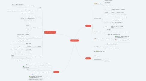 Mind Map: Mezcla de mercadotecnia