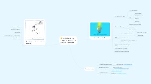 Mind Map: ECHANGE DE PRATIQUES - Paschal Donohoe