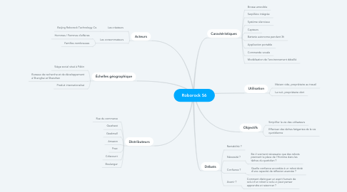 Mind Map: Roborock S6