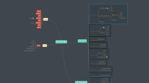 Mind Map: Livestudio Digital