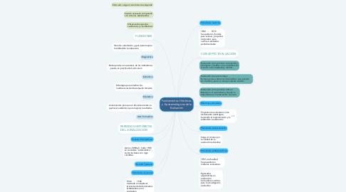 Mind Map: Fundamentos Históricos y  Epistemológicos de la Evaluación