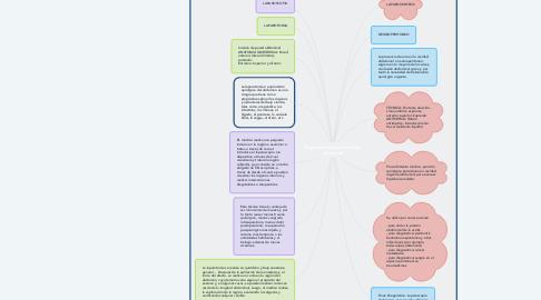 Mind Map: Exploracion Quirurgica del Abdomen