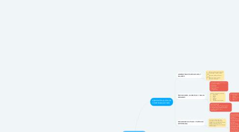 Mind Map: ADMINISTRACIÓN  DE LA COMPENSACIÓN