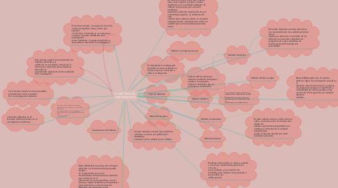 Mind Map: EL MÉTODO DE INVESTIGACIÓN