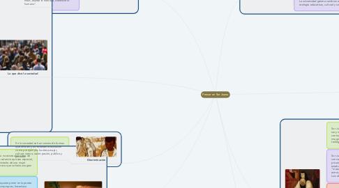 Mind Map: Pensar en Sor Juana