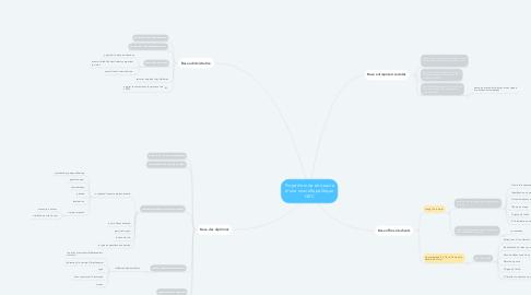 Mind Map: Projet de mise en oeuvre d'une nouvelle politique GRC