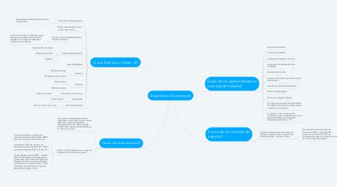 Mind Map: Engenheiro Orçamentista