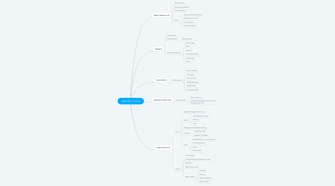 Mind Map: WEB APPLICATION