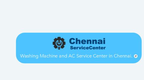 Mind Map: Chennai Service Center
