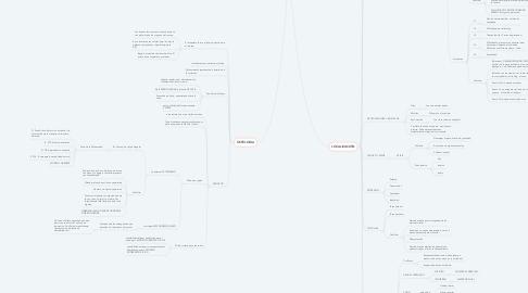 Mind Map: Sistema Músculo Esquelético