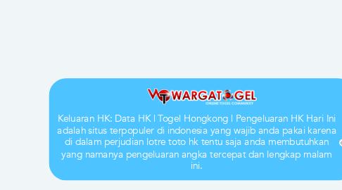 Mind Map: Keluaran HK: Data HK | Togel Hongkong | Pengeluaran HK Hari Ini adalah situs terpopuler di indonesia yang wajib anda pakai karena di dalam perjudian lotre toto hk tentu saja anda membutuhkan yang namanya pengeluaran angka tercepat dan lengkap malam ini.