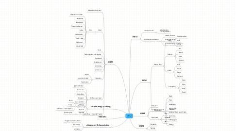 Mind Map: SoPro2