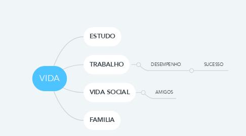Mind Map: VIDA