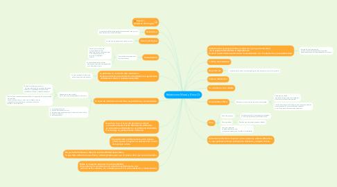 Mind Map: Relativismo Moral y Etico (1)