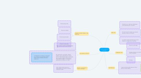 Mind Map: Efectivo y equivalente al efectivo