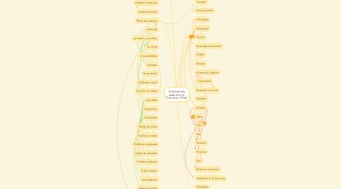 Mind Map: Intervención didáctica en Educación Física