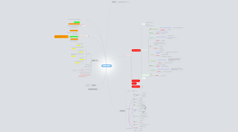 Mind Map: Audit Proyect