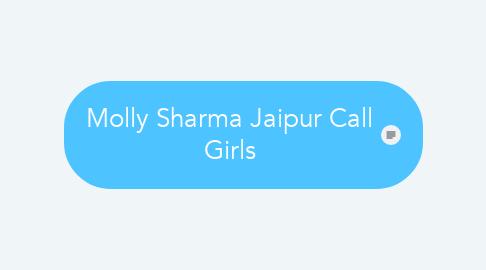 Mind Map: Molly Sharma Jaipur Call Girls
