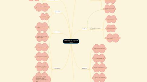 Mind Map: incidente de la tajada de sandia
