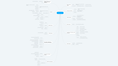 Mind Map: Miscellaneous