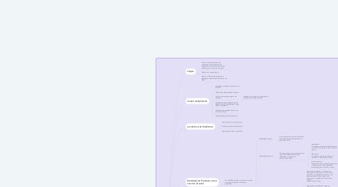 Mind Map: Resolución 3100 de 2019 Diana Valencia