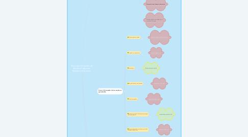 Mind Map: Pasos para el manejo de Residuos Peligrosos Biologico-infeccioso.