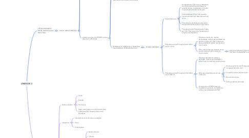 Mind Map: UNIDADE 2