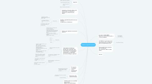 Mind Map: Repaso segundo parcial