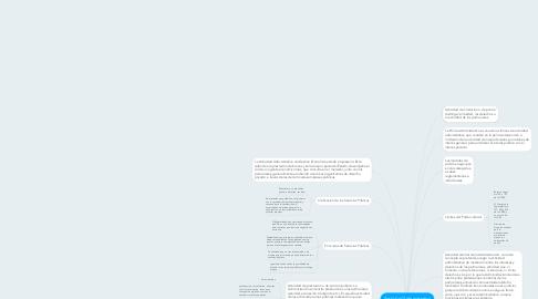 Mind Map: Actividad Administrativa