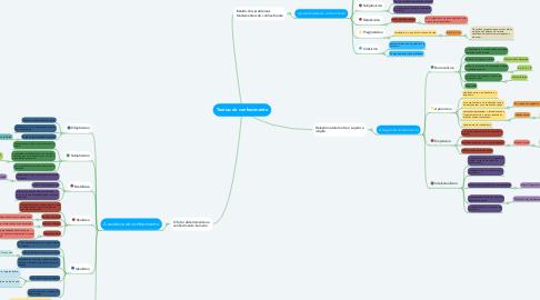 Mind Map: Teorias do conhecimento