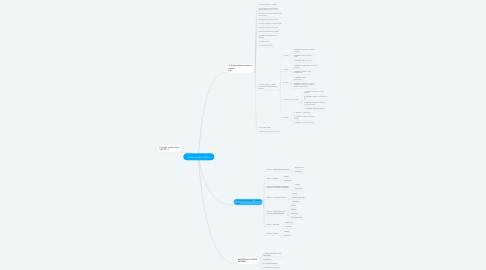 Mind Map: Účetní závěrka s Pěvou
