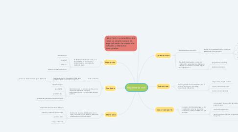 Mind Map: ingeniería civil