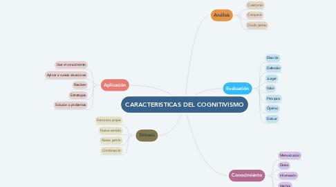 Mind Map: Plan de educación