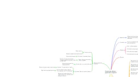 Mind Map: Гениальная уборка - улучшение лэндинга