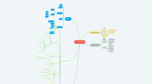Mind Map: How Brain Works