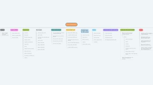 Mind Map: Generalidades PAI