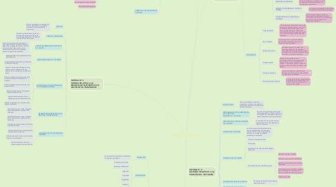 Mind Map: NORMAS DE AUDITORÍA