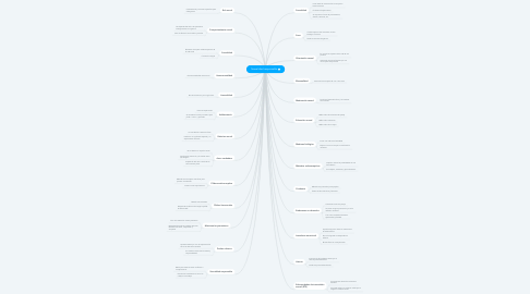 Mind Map: Sexualidad responsable