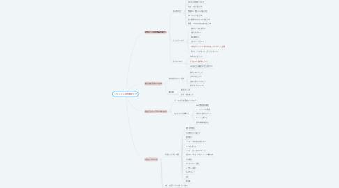 Mind Map: りこさん価値観マップ