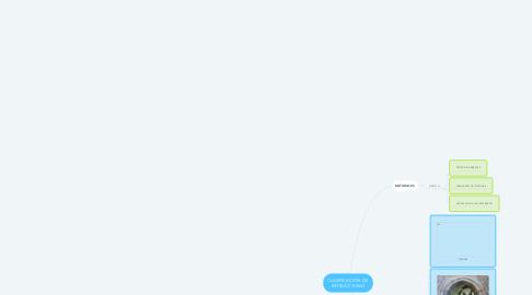 Mind Map: CLASIFICACION DE  ESTRUCCTURAS