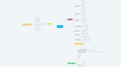 Mind Map: MODULE 1