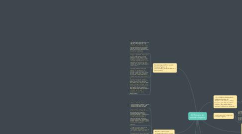 Mind Map: O Princípio do poluidor-pagador