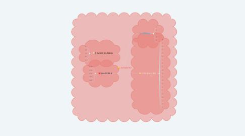 Mind Map: ALFABETO