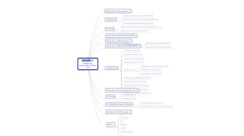 Mind Map: Netamanias Technical Document on LTE