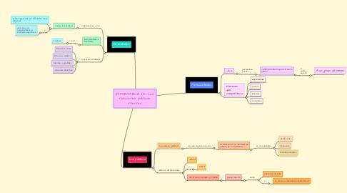 Mind Map: IMPORTANCIA DE: Las relaciones públicas internas