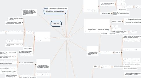 Mind Map: ISO 9001-2015  SISTEMA DE GESTION DE CALIDAD