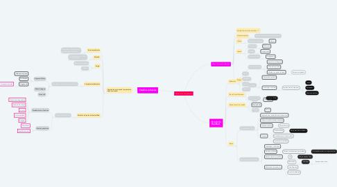 Mind Map: Teorias de la comunicacion