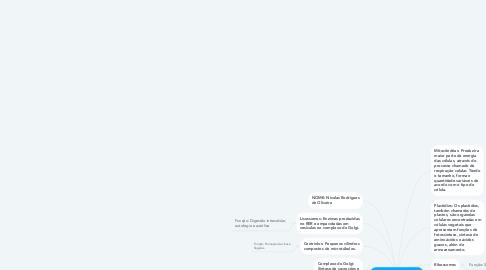 Mind Map: Organelas Citoplasmáticas